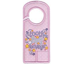 Tooth Fairy Exchange Door Hanger