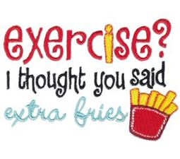 Exercise Sentiments 14
