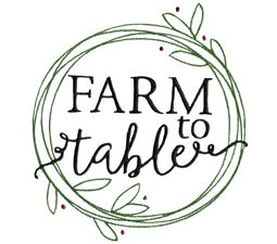 Farm To Table