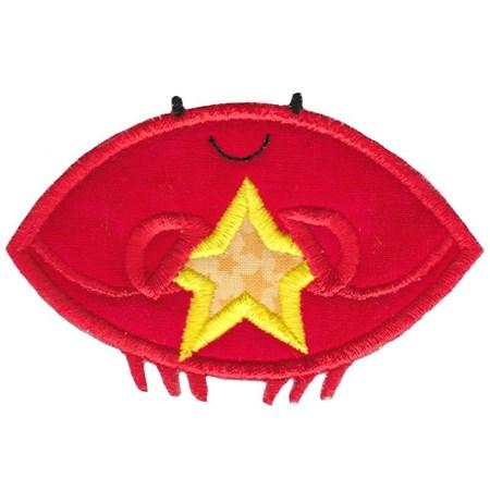 Feeling Crabby Applique 7