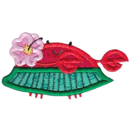 Feeling Crabby Applique 9