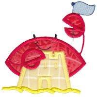 Feeling Crabby Applique
