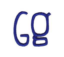 Fishfingers Font G