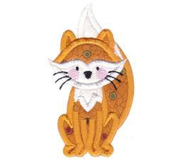 Foxy Applique 10
