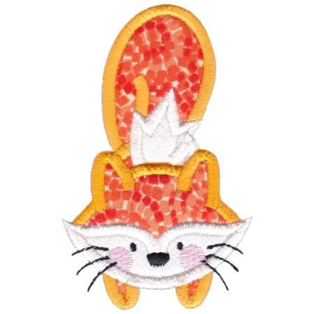Foxy Applique 12