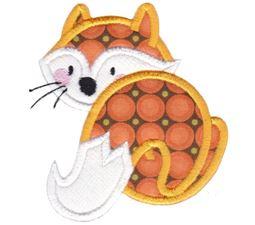 Foxy Applique 6