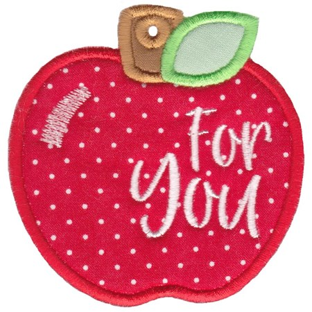 Gift Tags Applique 12