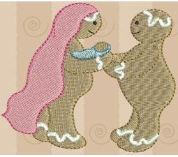 Ginger Nativity 10