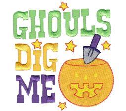 Ghouls Dig Me