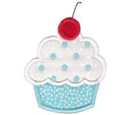 Hello Cupcake Applique 7