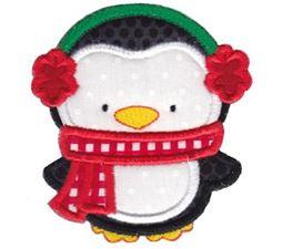 Here Comes Christmas Applique 6