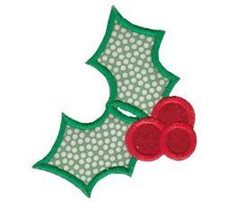 Here Comes Christmas Applique 7