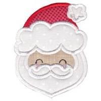 Here Comes Christmas Applique