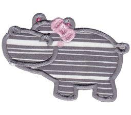 Hippos Applique 13