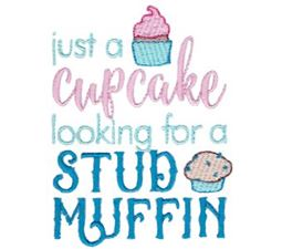 Cupcake Looking For A Studmuffin