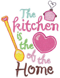 free kitchen embroidery designs machine embroidery designs in my kitchen sentiments 3558