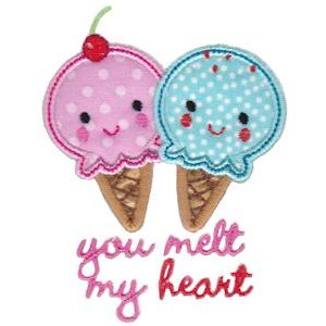 Embroidery Design Set - Key To My Heart 10