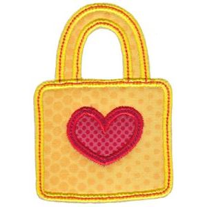 Embroidery Design Set - Key To My Heart 18