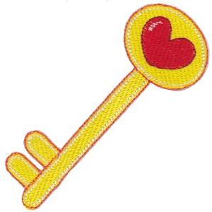 Embroidery Design Set - Key To My Heart 19