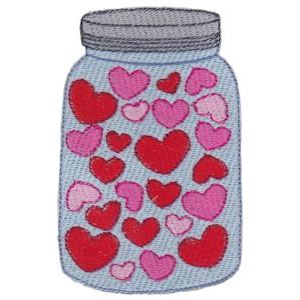 Embroidery Design Set - Key To My Heart 7
