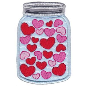 Embroidery Design Set - Key To My Heart 8
