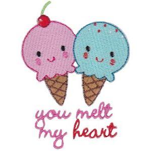Embroidery Design Set - Key To My Heart 9