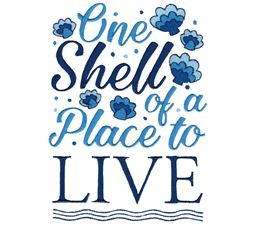 One Shell Of A Place To Live