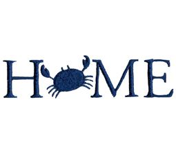 Home With Crab