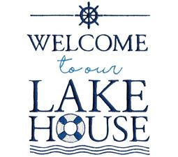 Welcome To Our Lake House