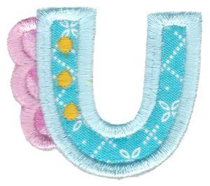 Layer Alpha Applique u