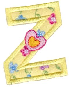 Layer Alpha Applique z