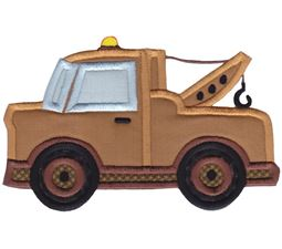 Tow Truck Applique
