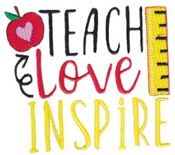 Love Teach Inspire