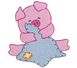Little Piggy 12