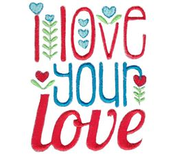 I Love Your Love