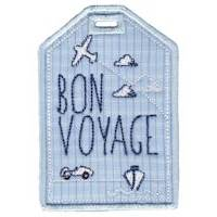Luggage Tags Applique