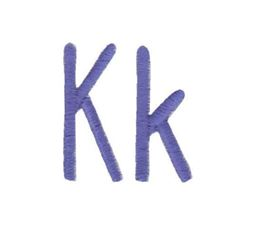 Milk and Cookies Font K