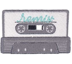 Remix Cassette Tape