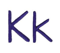 Miss Kindergarten Font K