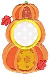 Monogram Thanksgiving Applique 10