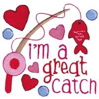 Embroidery Design Set - My Little Valentines Sayings