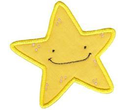 Ocean Starfish Applique