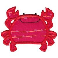 Embroidery Design Set - Ocean Creatures Applique