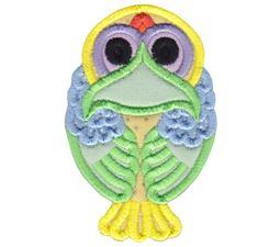Owls Applique 12