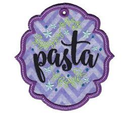 Pasta ITH Pantry Label
