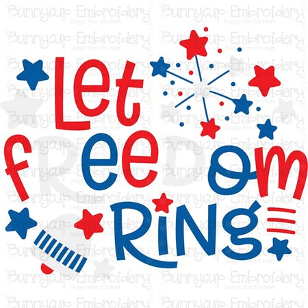 4th of July Sentiments 1 SVG