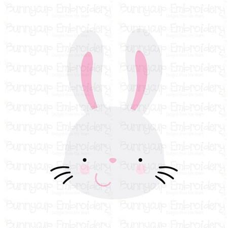 Adorable Animal Faces Bunny
