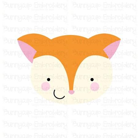 Adorable Animal Faces Fox
