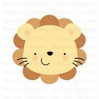 Adorable Animal Faces SVG