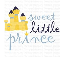 Sweet Little Prince SVG